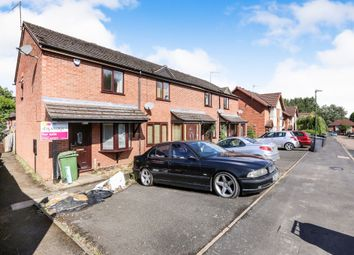 Thumbnail 2 bed end terrace house for sale in Dunlin Drive, Kidderminster