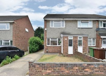 Thumbnail 2 bedroom semi-detached house for sale in Padnall Road, Chadwell Heath, Romford