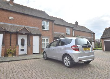 Thumbnail 2 bed terraced house for sale in 19 Bredon Lodge, Bredon, Tewkesbury, Gloucestershire