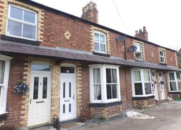 2 bed terraced house for sale in Park View, Afonwen, Mold, Flintshire CH7