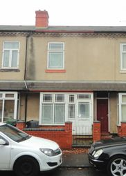 Thumbnail 3 bed terraced house for sale in Montague Road, Smethwick, West Midlands