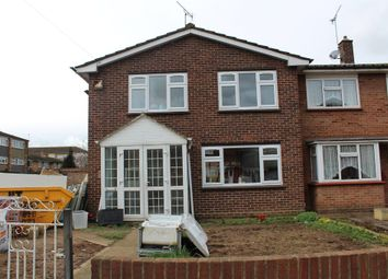 Thumbnail 3 bed end terrace house to rent in Keats Way, West Drayton