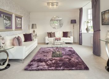 "Thumbnail 5 bed detached house for sale in ""Oulton"" at Bush Heath Lane, Harbury, Leamington Spa"