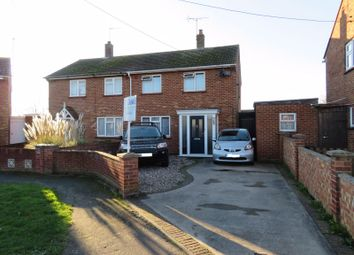 Thumbnail 2 bed semi-detached house for sale in Windsor Road, West Mersea, Colchester