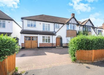Thumbnail 5 bedroom semi-detached house for sale in Highfield Road, Chelmsford