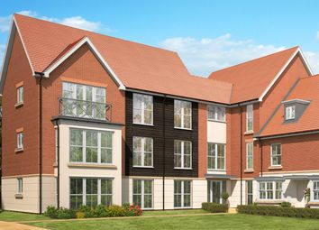 Thumbnail 2 bedroom flat for sale in Village Road, Peters Village, Wouldham, Kent