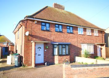 Thumbnail 3 bed semi-detached house for sale in Saville Street, Walton On The Naze