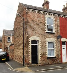 Thumbnail 2 bedroom terraced house to rent in Lansdowne Terrace, Off Lawrence Street, York