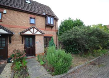 Thumbnail 1 bed semi-detached house to rent in Devoil Close, Burpham, Guildford
