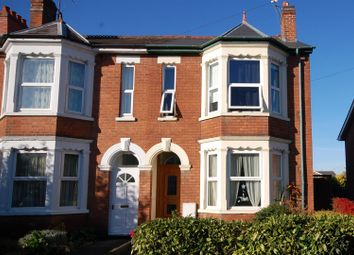 Thumbnail 3 bed semi-detached house for sale in Central Road, Linden, Gloucester