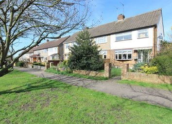 Thumbnail 3 bed end terrace house for sale in Langley Green, Nazeing Road, Nazeing, Waltham Abbey