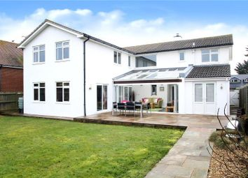 Thumbnail 5 bed detached house for sale in Botany Close, Rustington, Littlehampton