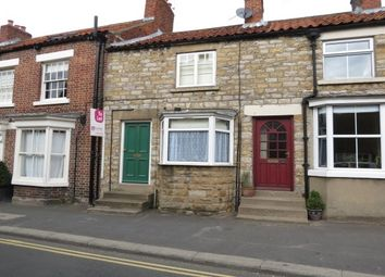 Thumbnail 2 bed terraced house to rent in West End, Kirkbymoorside, York