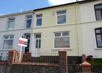 Thumbnail 3 bed terraced house for sale in Fernleigh Terrace, Troedyrhiw, Merthyr Tydfil