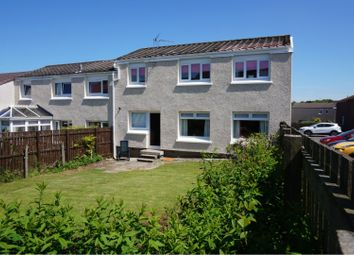 Thumbnail 3 bed end terrace house for sale in Canmore Place, Stewarton