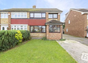 Thumbnail 3 bed semi-detached house for sale in Frobisher Way, Gravesend, Kent