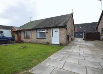 Thumbnail 2 bed semi-detached bungalow for sale in Columbine Close, Widnes