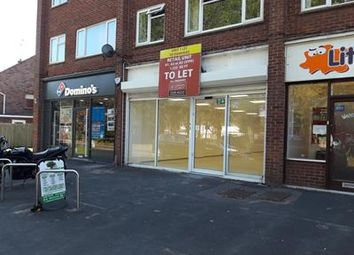 Retail premises to let in Ridgeway Parade, The Verne, Church Crookham, Fleet, Hampshire GU52