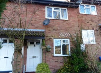 Thumbnail 2 bed terraced house to rent in Cheviot Close, Worcester