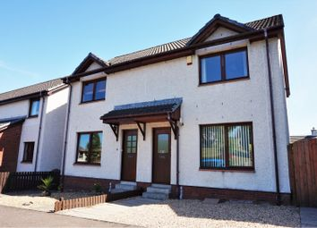 2 bed semi-detached house for sale in Lawrence Street, Kelty KY4