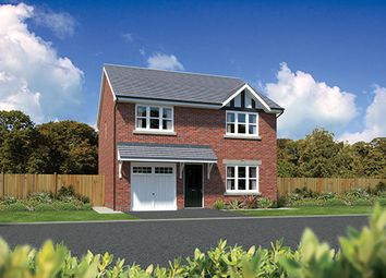 Thumbnail 4 bedroom detached house for sale in Winterley Gardens, Crewe Road, Winterley, Cheshire