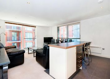 Thumbnail 2 bed flat to rent in Brewery Square, London