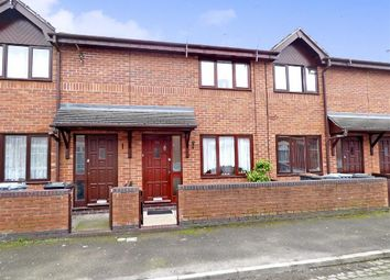Thumbnail 2 bed terraced house for sale in Myrtle Street, Crewe