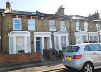 Thumbnail 2 bed terraced house to rent in Gladstone Road, London