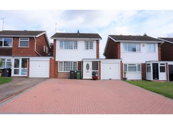 Thumbnail 3 bed link-detached house for sale in Tennyson Way, Kidderminster
