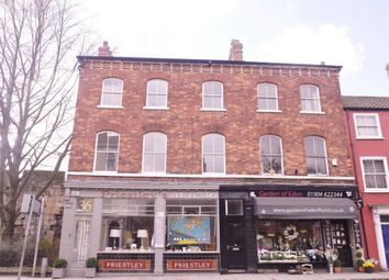 Thumbnail 3 bed flat to rent in Bootham, York