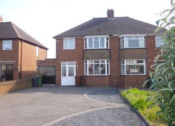 Thumbnail 4 bed semi-detached house for sale in Mill Road, Pelsall, Walsall