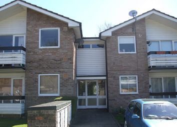 Thumbnail 1 bed flat to rent in Cedar Court, Epping