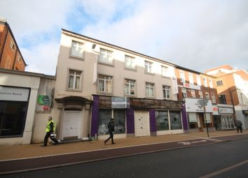 Thumbnail 2 bed flat for sale in Belvoir Street, City Centre, Leicester