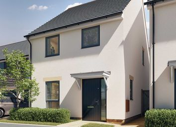 "Thumbnail 3 bedroom detached house for sale in ""The Lynher"" at Centenary Way, Penzance"