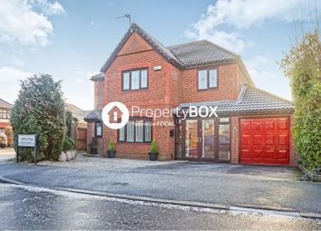 Thumbnail 5 bed detached house for sale in Templeton Crescent, Liverpool