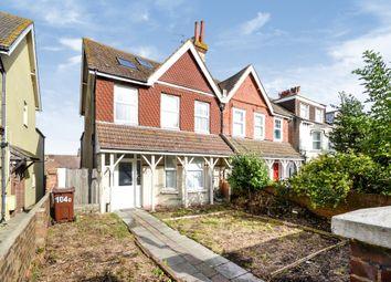 Willingdon Road, Eastbourne BN21. 3 bed flat