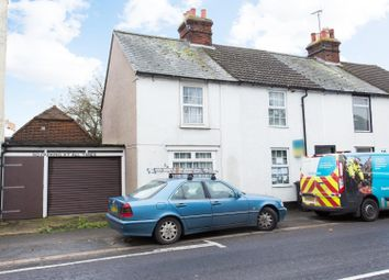 Island Road, Upstreet, Canterbury CT3. 2 bed terraced house for sale