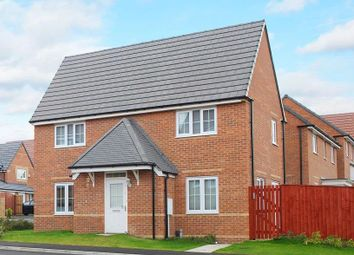 "Thumbnail 3 bed detached house for sale in ""Falmouth 1"" at Dearne Hall Road, Barugh Green, Barnsley"