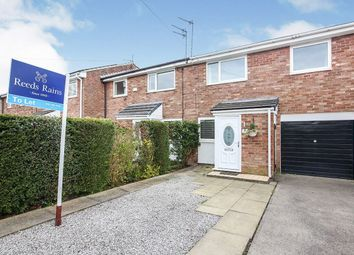 Thumbnail 3 bed terraced house to rent in Seaton Close, Hazel Grove, Stockport