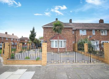 Thumbnail 3 bed end terrace house for sale in Ringway, Southall