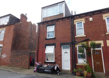 Thumbnail 2 bedroom end terrace house for sale in Harold Mount, Hyde Park, Leeds