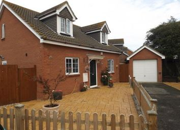 Thumbnail 4 bed detached house for sale in Benhall Close, Clacton-On-Sea