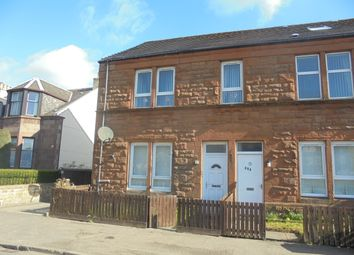 Thumbnail 1 bed flat for sale in Glasgow Road, Wishaw