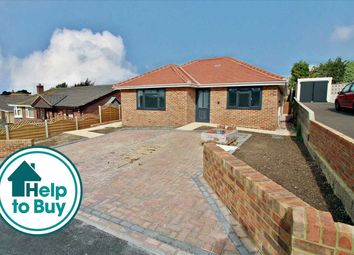 Thumbnail 2 bedroom semi-detached bungalow for sale in Haymoor Road, Parkstone, Poole