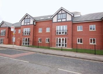 Thumbnail 2 bedroom flat for sale in Gemini Court, Walkden Avenue, Wigan, Greater Manchester