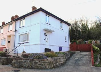 Thumbnail 3 bed end terrace house for sale in Bunkers Hill Road, Dover, Kent