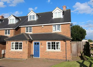 Thumbnail 4 bed detached house for sale in Mount Pleasant, Uppingham Road, Oakham