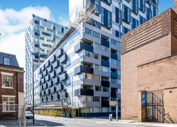 Thumbnail 2 bed flat for sale in Rumford Place, Liverpool