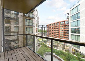 Thumbnail 2 bed flat for sale in Handyside Street, Kings Cross