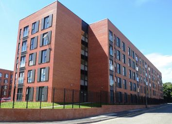 Thumbnail 3 bed flat to rent in Irwell Building, Lowry Wharf, Derwent Street